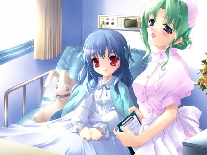 Izumi and Yuu