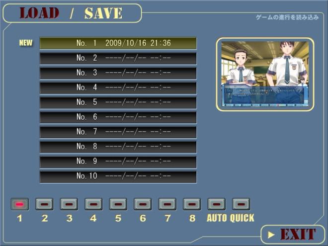 Save/Load