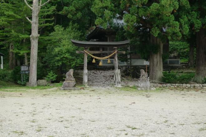 Deserted shrines >_>