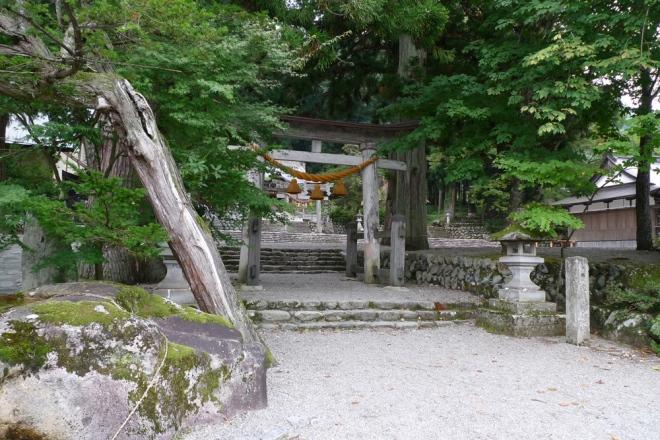 Shirakawa Hachiman Shrine